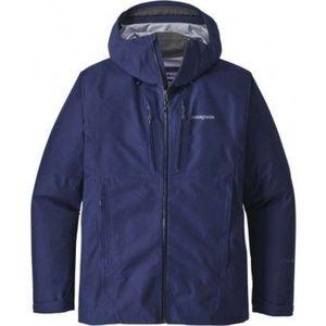 Patagonia triolet jacket men's medium navy